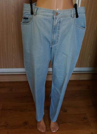 Классные джинсы,летний коттон