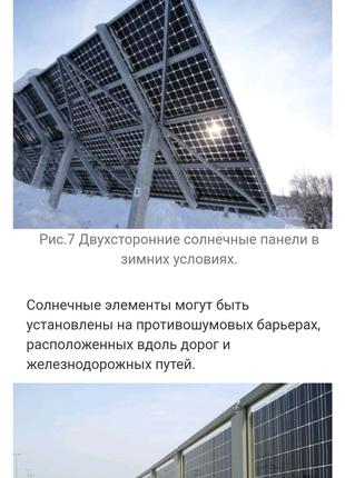 Солнечная панель 350w