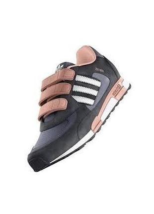 Кроссовки adidas zx 850 на липучках
