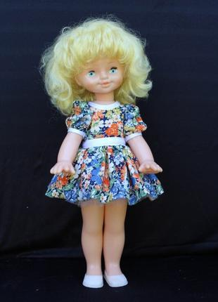 40. Кукла- лялька-куколка- Валя 55 см.