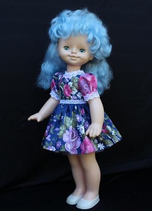 41. Кукла- лялька-куколка- Валя 55 см.