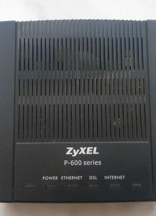 ADSL модем ZyXEL P660RT2 EE ADSL2+