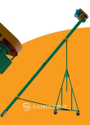 Шнековый транспортер для зерна 6м