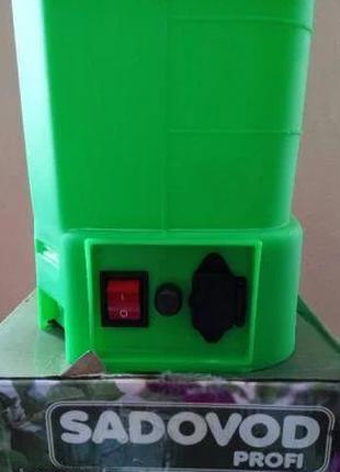 Опрыскиватель аккумуляторный Sadovod Profi OP-18