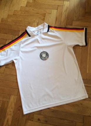 Белая,дышащая футболка для спорта и повседневной носки,dfb