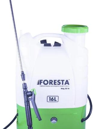 Опрыскиватель аккумуляторный Foresta BS-16 обприскувач