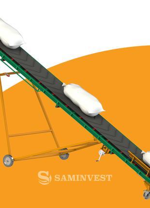 Ленточный транспортер 7,5м