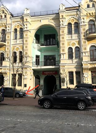 Срочно! Фасад на Золотых Воротах ул. Владимирская 43 Магазин.