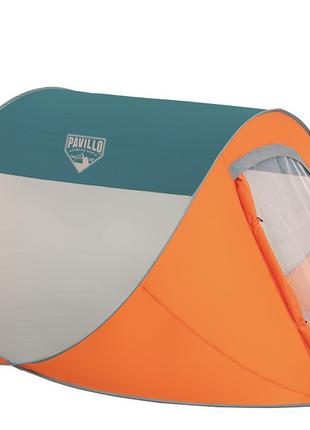 Автоматическая двухместная палатка Nucamp Bestway 68004
