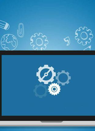 Віддалена комп'ютерна допомога, установка Windows, програм...