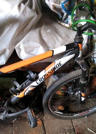 Спортивный велосипед Crosraide