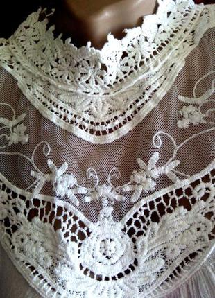 Туника в этно стиле с вышивкой