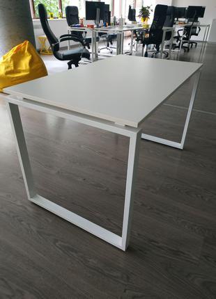 Стол офисный Икеа, письменный стол, кухонный стол в стиле лофт