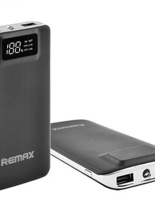 Power Bank REMAX 20000mAh 2USB(1A+2A), цифровой дисплей