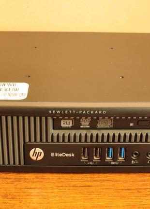 HP EliteDesk 800 G1 USDT / i5 4590S 3GHz / RAM 8GB DDR3 / HDD 320