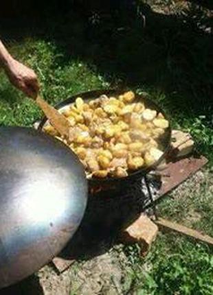 Сковорода бороны