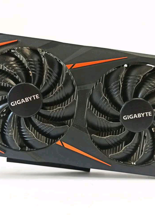 Продам две видео карты Gigabyte GTX 1060 (6GB/3GB/GDDR5/192bit)