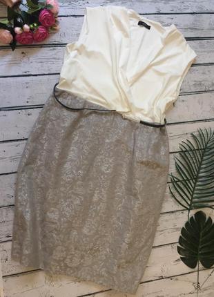 Платье миди нарядное s oliver