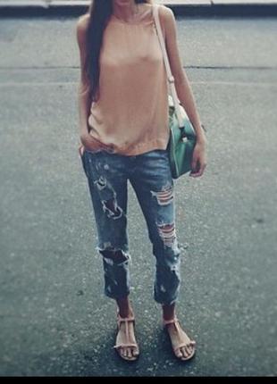 Блузка h&m рубашка блуза