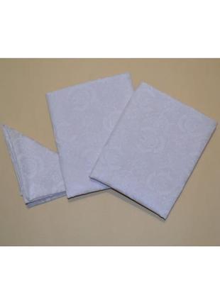 Комплект детского постельного белья (белый)