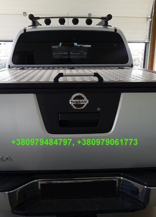 Крышка Кузова Nissan Navara/ Ниссан Навара Пикапа. Тюнинг BVV