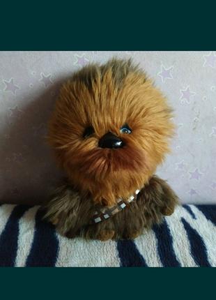 Мягкая музыкальная игрушка Чубакка (Звездные войны) Star Wars ори