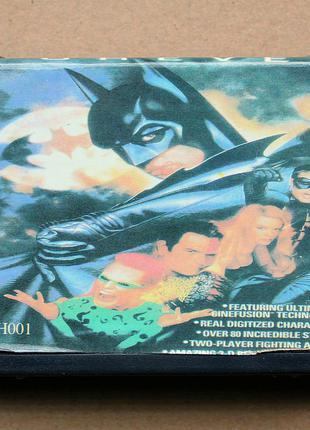 Batman Forever   Sega Mega Drive   Игровой Картридж
