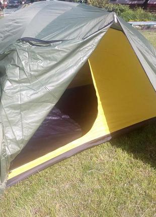 Туристическая палатка Ладога 2N
