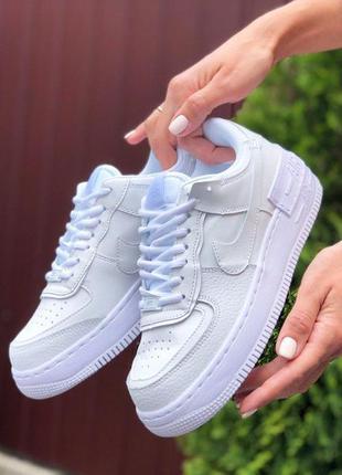 Женские кроссовки 🔺nike air force shadow🔺white