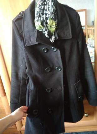 Кашемировое пальто классика ! зима-весна-осень!