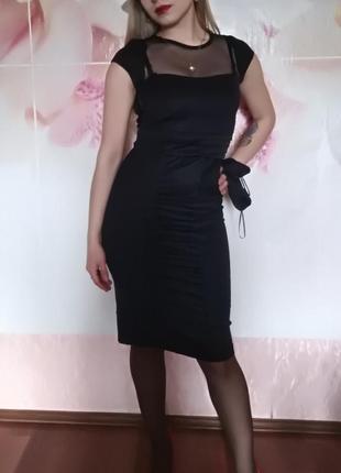 Шикарное деловое платье!