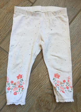 Лосины для девочки вайкики waikiki  легинсы штанишки