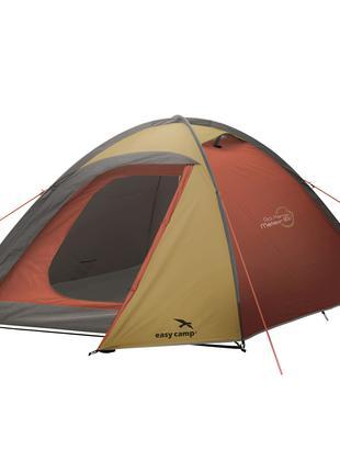 Палатка кемпинговая трехместная Easy Camp Meteor 300