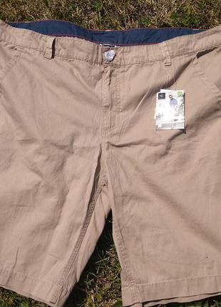 Легкие котоновые мужские шорты su