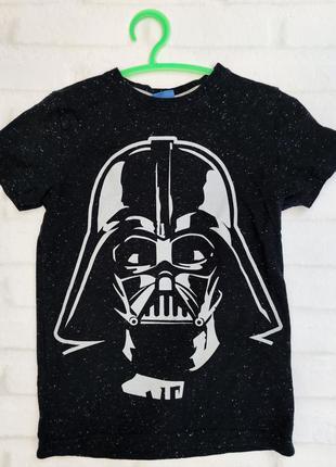 Звездные войны! футболка next р. 116