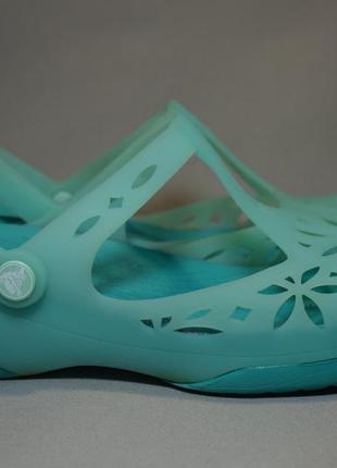 Балетки кроксы crocs isabella clogs сандалии босоножки женские...