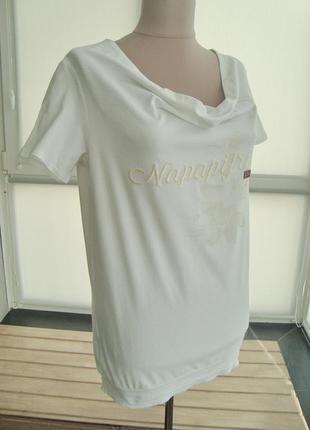 Napapijri geographic, оригинал, футболка, размер s-m.