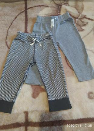 Штаны, спортивные штаны на малыша