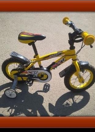 Детский велосипед,Ровер на 2-5 лет
