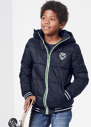 Стеганая термо куртка tchibo германия, смотрите замеры