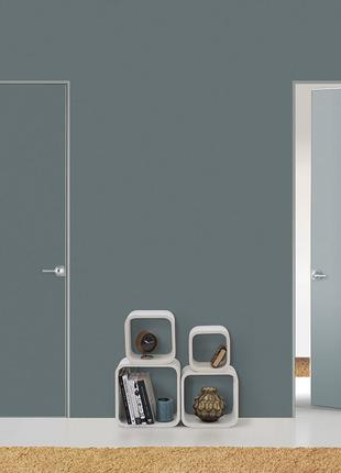 Дверь невидимка. Скрытая дверь.