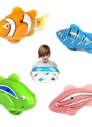 Интерактивная рыбка Robofish