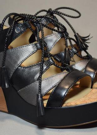 Босоножки сандалии geox jaleah женские кожаные. италия. оригин...