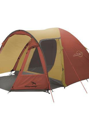Палатка кемпинговая четырехместная Easy Camp Corona 400