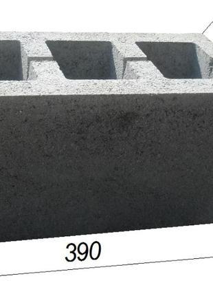 Блок будівельний (Шлакоблоки, Відсівблоки, Перестінок)