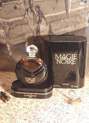 Lancome Magie Noire-parfum 15ml Vintage