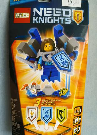 Конструктор NEEO knights 81658, 85 деталей