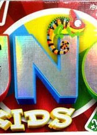 Игра настольная Danko toys Уно детское (UNO Kids) (Рус)