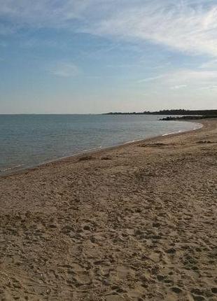 Земельный участок с выходом к морю