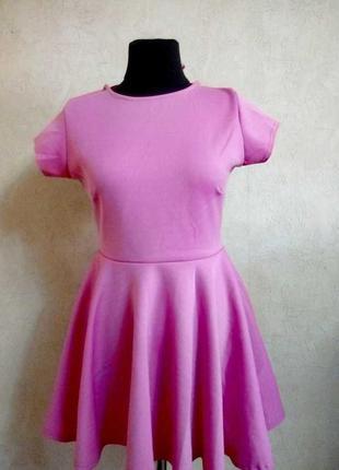 Нарядное платье baby doll! р. 14(46-48)!